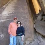 Couple enjoying the sites